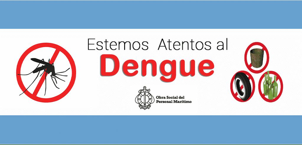 ospm prevención del dengue